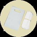 Sacs plastique réutilisables